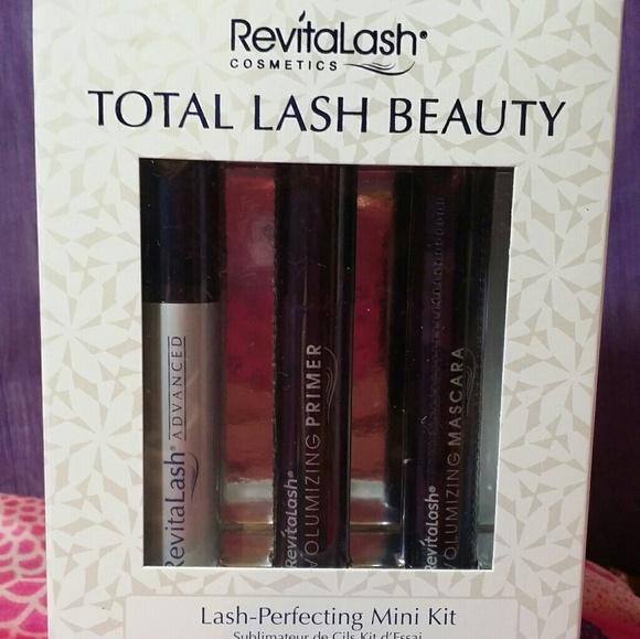 d4c5d21f4d1 Revitalash Makeup | Deluxe Mini Kit | Poshmark